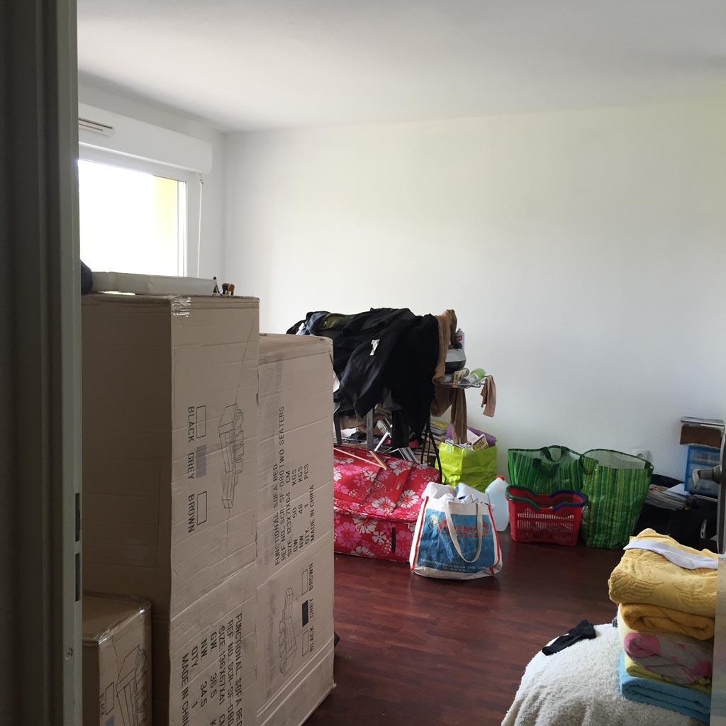 Photo appartement avant