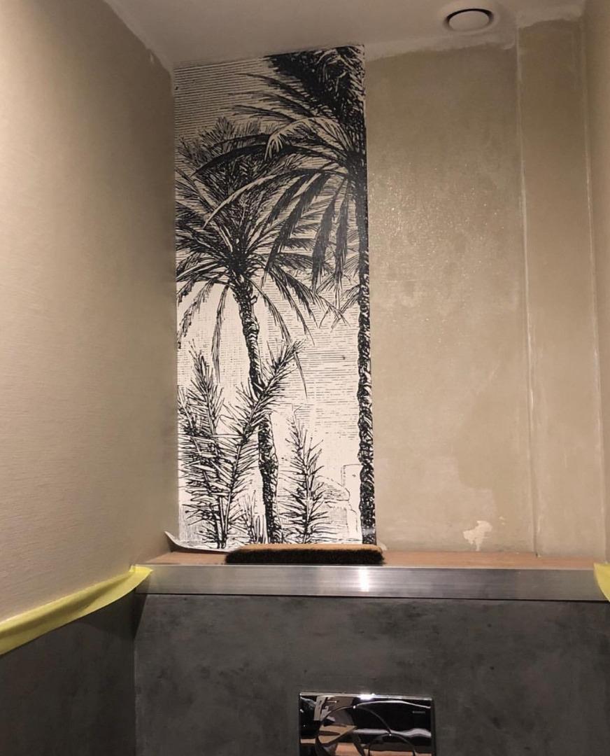 Pendant : Décoration et rénovation de salle de bain et WC à Mérignac