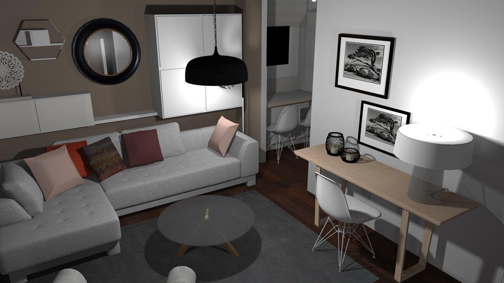Décoration appartement en Gironde