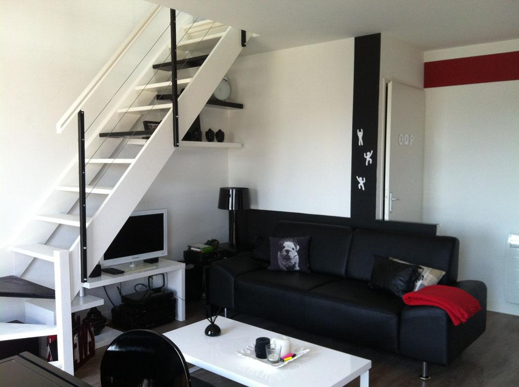 Déco et aménagement d'un appartement à Bordeaux